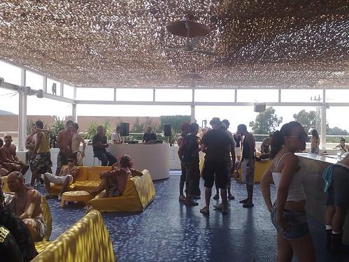 Terraza chill out space ibiza foto interior de la - Terraza chill out ...