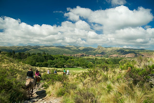 Our First Horseback Ride: Dos Lunas Estancia | by longhorndave
