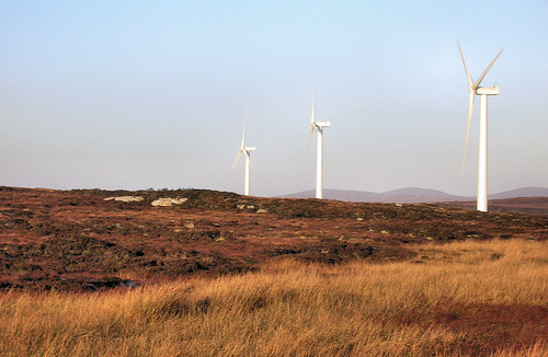 Wind Turbines-Arnish Moor | by SustainableDevelopment