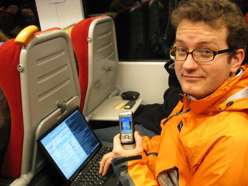 Internet on the Train | by Kai Hendry