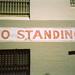 No Standing