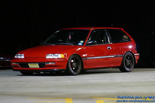 New Honda Civic >> Mike's Restored 91 Civic Hatch | Frank Markovich | Flickr