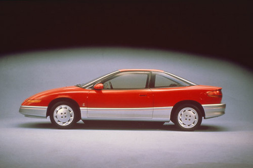 1991 saturn sc two