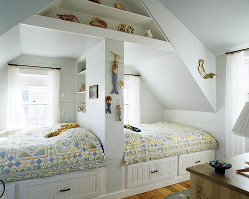 Girls Bedroom | by BPC Architecture