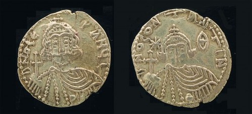 Leo III the Isaurian, 717–741 The best groomed of the Byzantine beards
