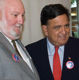 Bill Richardson and Frank L. Derrickson | by MikeSchinkel