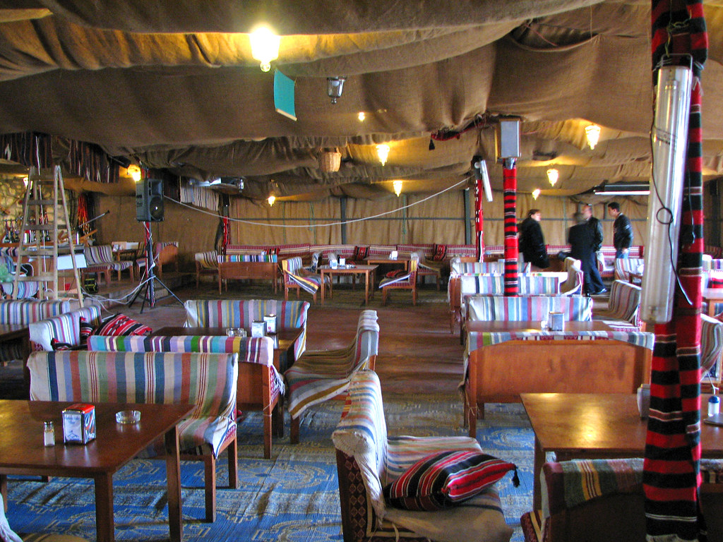 ... Bethlehem - The Tent Restaurant | by *Checco* & Bethlehem - The Tent Restaurant | Francesco Dazzi | Flickr
