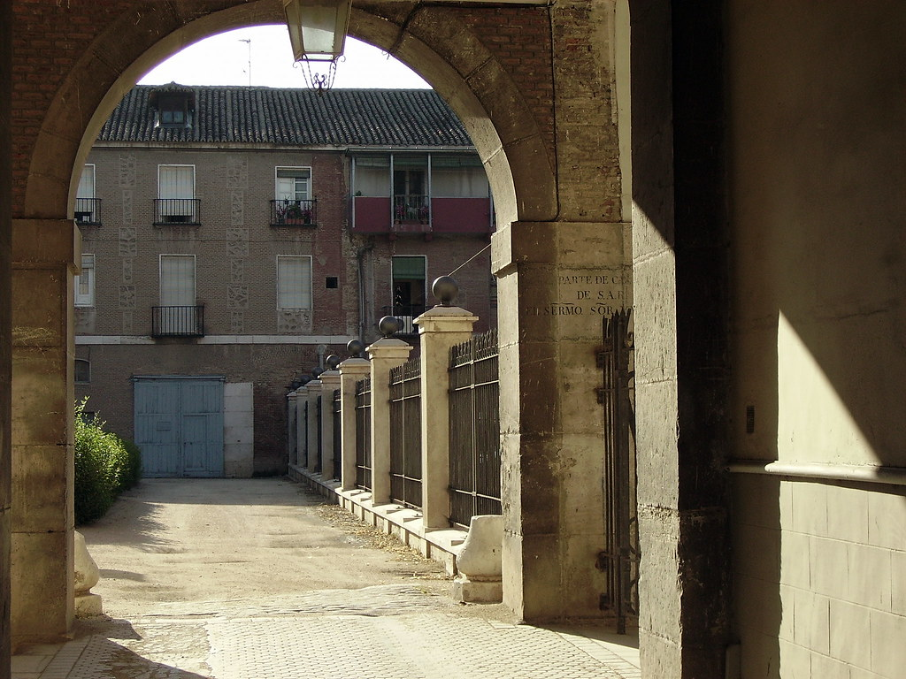 Patios interiores aranjuez m a n u e l flickr - Patios interiores ...