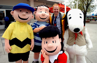 Paul Walsh Cedar Point PEANUTS SNOOPY | by escapedtowisconsin