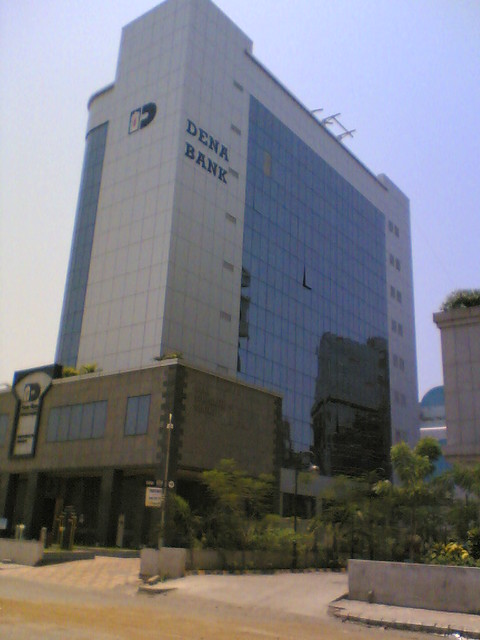 dena bank office  mumbai