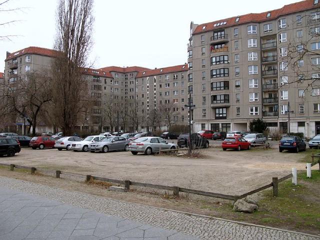 Hitler S Bunker Car Park