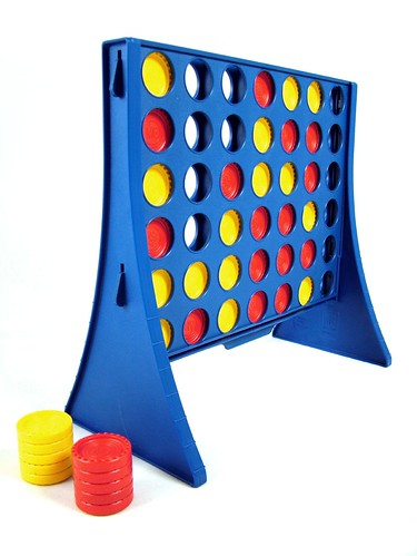 Connect 4 Photo Of Milton Bradley S Connect Four Game