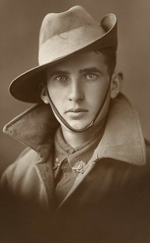 Unidentified soldier of the First AIF | by Australian War Memorial collection