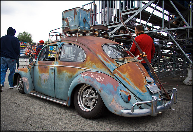 Patina Old Shot From Hot Vw Drag Day 3 15 09 Please