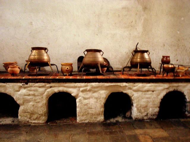 Tudor Kitchens, Hampton Court, London | $imbolism | Flickr