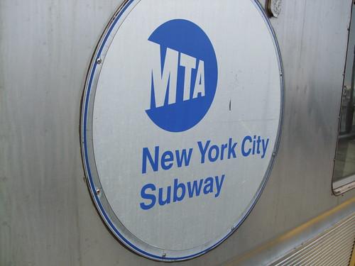 MTA Subway Logo Logo From MTA Subway Train