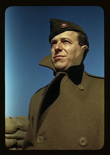Man of the Fort Story, Va. coastal defense  (LOC) | by The Library of Congress