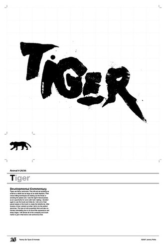 tiger | by jeremy pettis