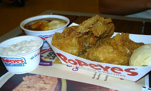 Popeyes at Airport | by fatcathsu
