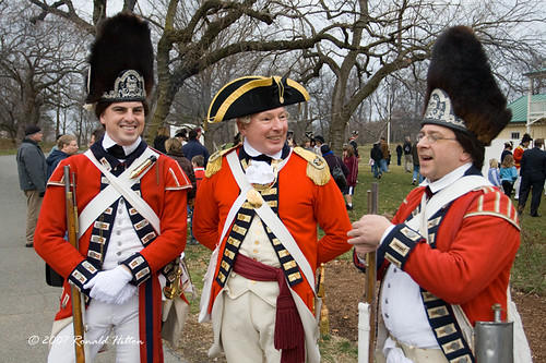 British Grenadiers & Officer | by rhilton4u