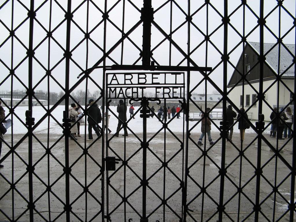 Arithmetic >> Dachau Campo di concentramento   Flickr