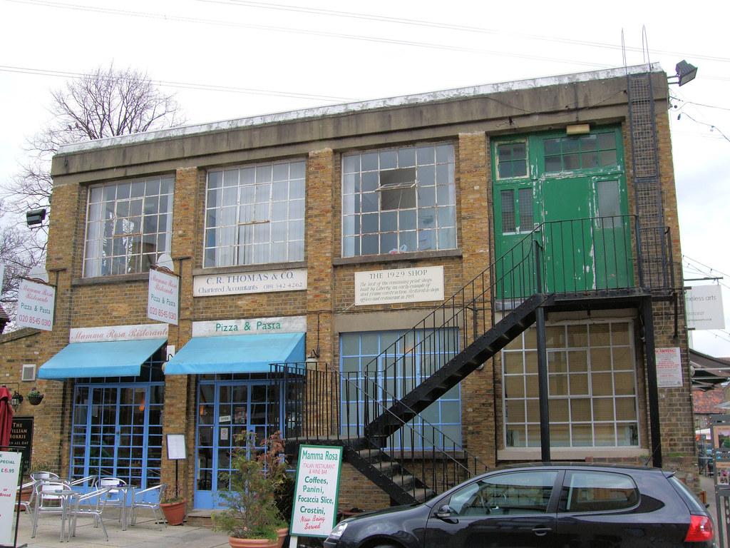 Craft Shop Riverside Norwich Ebonising Lacquer