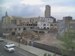 Atlantic Yards web cam:20080508s151658636 | by atlanticyardswebcam