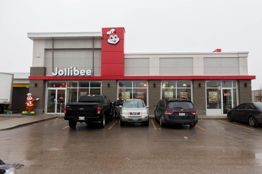 Jollibee In Winnipeg