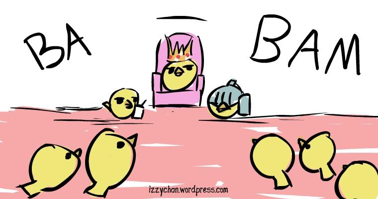 yellow birds king