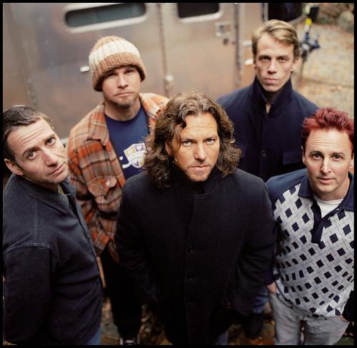 Pearl Jam Announce Hiatus