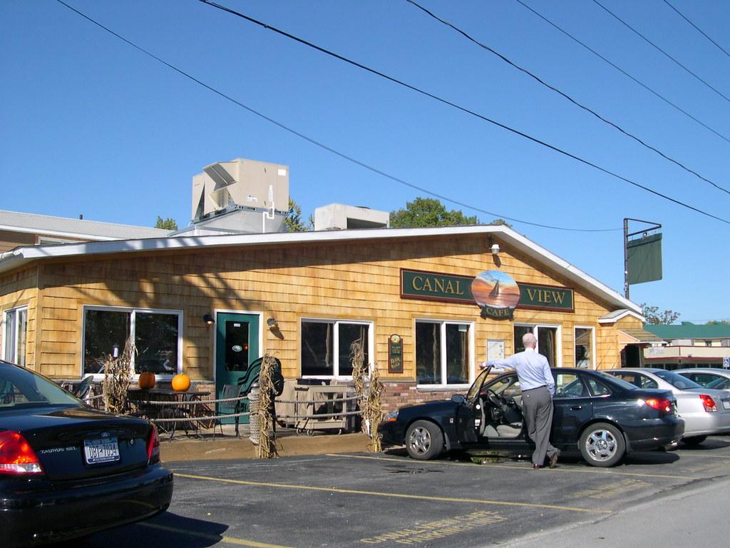 Canal View Cafe Sylvan Beach Ny