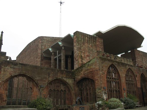 Coventry Cathedrals old and new | by JeanM1