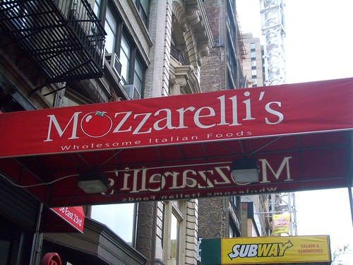Mozzarelli's | by Erin Smith 78