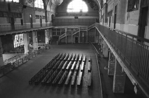 Ellis Island Definition English