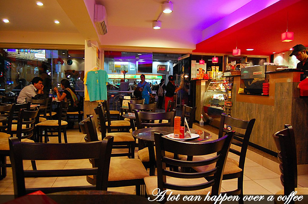 Caf 233 Coffee Day Ccd Is The Largest Coffee Chain In India