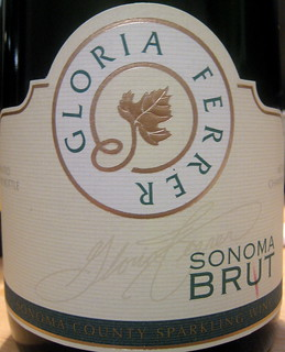 Gloria Ferrer NV (front) | by 2 Guys Uncorked