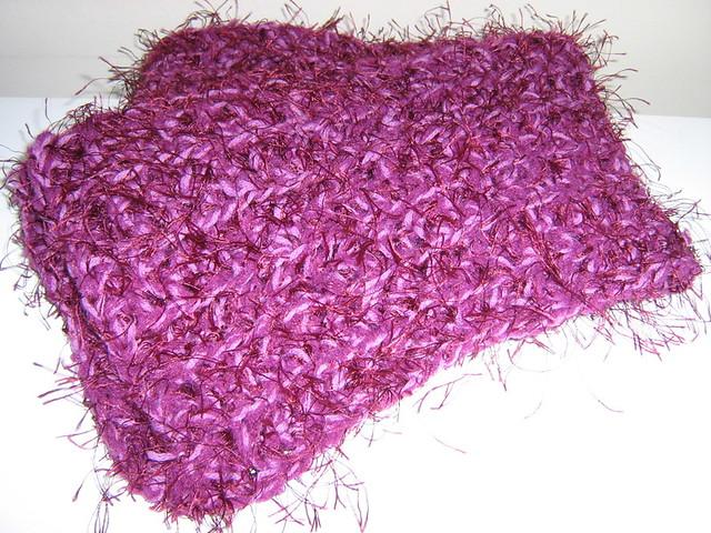 Chenille Yarn -Which Yarn Weights for Crochet?