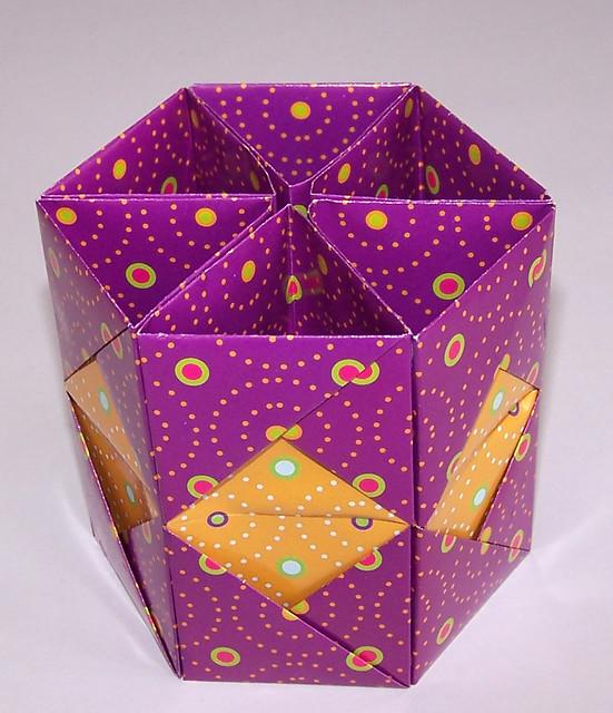 Hexagonal Pencil Holder Alizarine Flickr