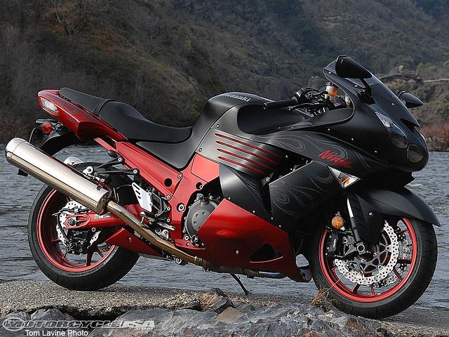 Kawasaki Ninja 14 #10
