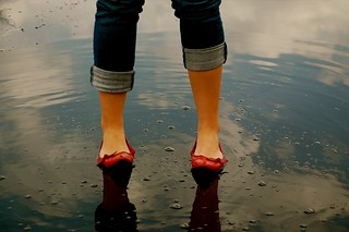 Red Shoes. | by Stephanie.....