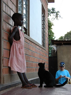 Pet me please-Uganda Jesus Village | by cajungirl0409