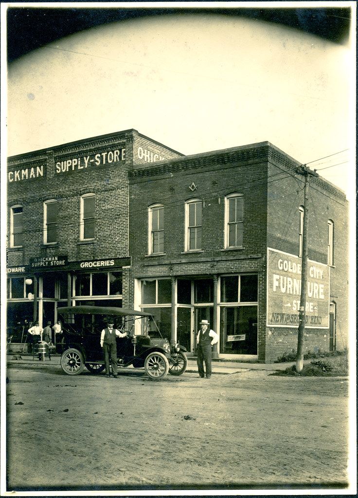 1913 Willys/Knight Overland in Golden City, Missouri | Flickr Golden City Mo