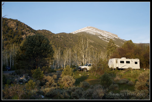 Lower Lehman Creek Campground Great Basin National Park