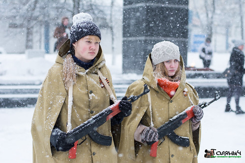 День защитника Отечества-2017