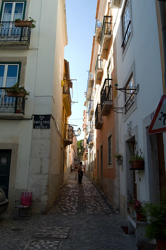 Narrow streets | by andruby