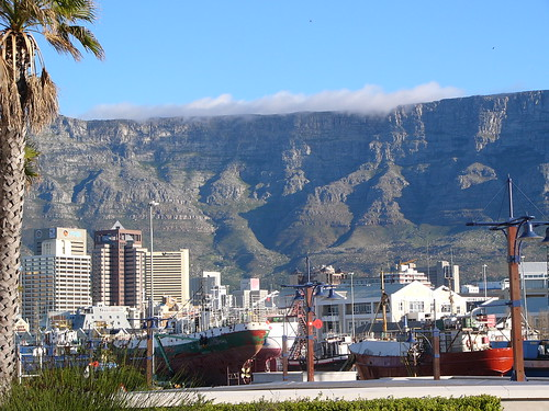 table mountain  Cape town | by keithhull