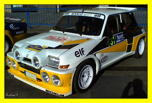 renault 5 maxi turbo renault 5 maxi turbo en autoretro re flickr. Black Bedroom Furniture Sets. Home Design Ideas