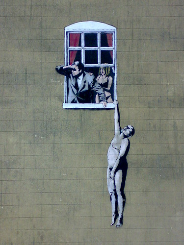 Banksy Bristol | by dominiccampbell