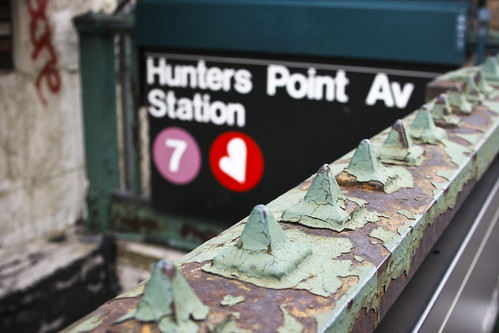 Hunters Point Av Station in Long Island City | by liqcity