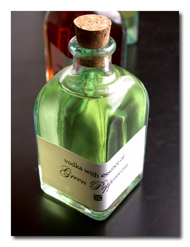 green peppercorn vodka | by Jocelyn | McAuliflower